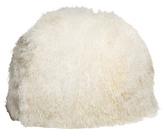 MAISON DE VACANCES White Pouffe