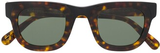 MOSCOT Fritz square frame sunglasses