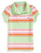Tommy Hilfiger Little Girl's Stripe Polo