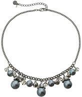 Vera Wang Simply vera bead necklace