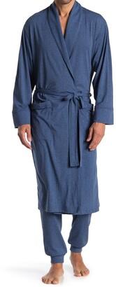 Daniel Buchler Knit Shawl Collar Robe