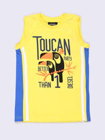 KIDS DieselTM T-shirts and Tops KYAME - Yellow - 2Y
