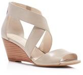 Kenneth Cole Drina Crisscross Wedge Sandals