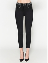 L'Agence Margot Studded Jeans