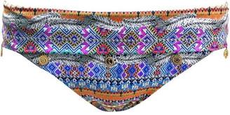Sunseeker Ethnic Cheeky Bikini Pant