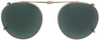 Garrett Leight Clip On Sunglasses