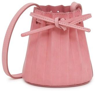 Mansur Gavriel Baby Pleated bucket bag