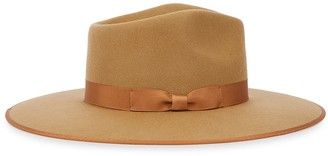 LACK OF COLOR Teak Rancher brown wool felt fedora