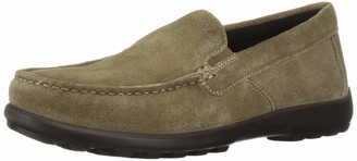 Geox Men's Romaryc 5 Suede Loafer