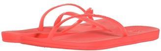 Reef Escape Lux (Black) Women's Sandals