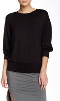 Riller & Fount Long Sleeve Drop Shoulder Sweatshirt