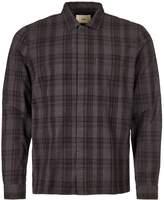 Folk Patch Shirt - Charcoal Multi Check