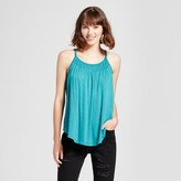 Mossimo Women's Smocked Tank Top