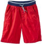 Osh Kosh Boys 4-12 Pull-On Shorts