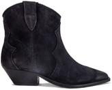 Isabel Marant Dewina Boot in Faded Black | FWRD