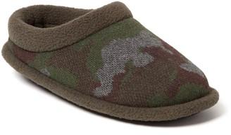 Dearfoams Camo Boys' Slippers