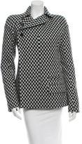 Haider Ackermann Checked Wool Jacket