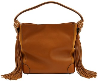 Christian Louboutin Eloise Camel Leather Handbags