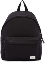 Rag & Bone Black Canvas Standard Backpack