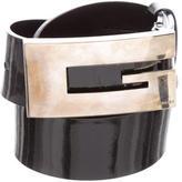 Gucci Logo-Embellished Waist Belt