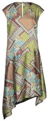 No-Nà Knee-length dress