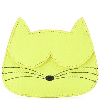 Sarah Chofakian Cat card-holder
