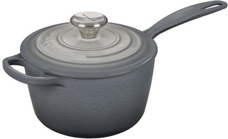 Le Creuset Limited Time Grey Ombre 1.75 qt. Signature Saucepan