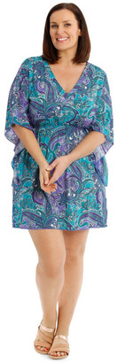 Regatta Printed Short Dress