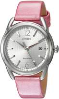 Citizen Women's FE6080-11A Drive Analog Display Japanese Quartz Watch