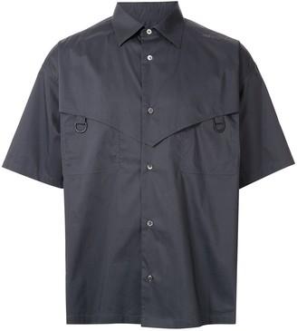 Ambush Short-Sleeve Button-Up Shirt