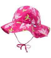 I Play Girls' Tropical Brim Sun Hat (0mos4) - 8145761