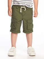 Old Navy Pull-On Ripstop Cargo Shorts for Toddler