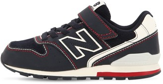 New Balance 996 Faux Leather Sneakers