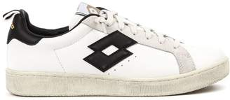 Lotto Leggenda White Autograph Leather Sneaker