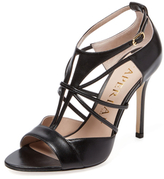 Aperlaï Marie Leather Sandal