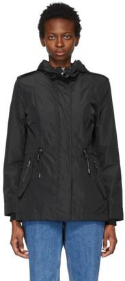 Mackage Black Melita Rain Jacket