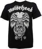 Global Motorhead Mens Hiro Double Eagle Slim Fit T-Shirt 2XL