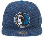 Mitchell & Ness Dallas Mavericks Dotted Cotton Hat