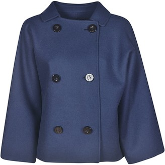 Sofie D'hoore Sofie dHoore Double-breasted Cropped Coat