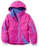 L.L. Bean Girls' Snowfield Waterproof Parka