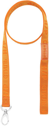 Heron Preston Orange VIP Edition Style Leash
