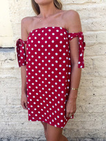 Otis & Maclain Lennon Dress | Polka Dot