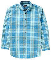 Pendleton Surf Plaid Button-Down Collar Shirt