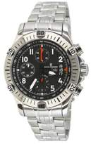 Revue Thommen Men's Watch XL Pioneer XLarge Chronograph Automatic Stainless Steel 16071.6131