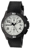 Breed Men's Raylan Watch with Patterned Silicone Strap