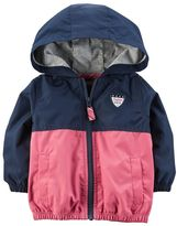 Carter's Baby Boy Colorblock Windbreaker Jacket