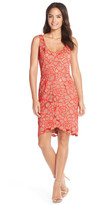 Trina Turk Kruze Lace Sheath Dress
