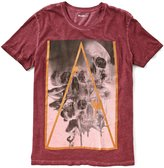 William Rast Triple Skull Short-Sleeve Graphic T-Shirt