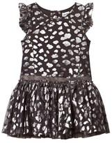 Mini A Ture Asphalt Grey Diona Tulle Dress