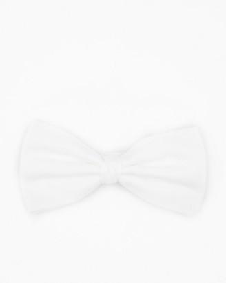 Le Château Italian-Made Cotton Bow Tie